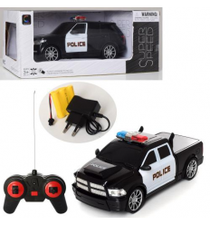 Машина WH323-5-9 р/у, полиция, в коробке