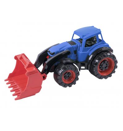 Трактор 308-308 Texas, Погрузчик