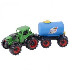 Трактор 353-353 Texas, Молоко