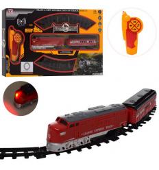 Железная дорога PYM 33-34 р/у, на батарейках, в коробке