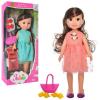 Кукла 89027 сумочка, заколочки, в коробке