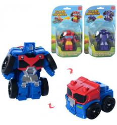 Трансформер 1001-02-03 робот+транспорт, на листе
