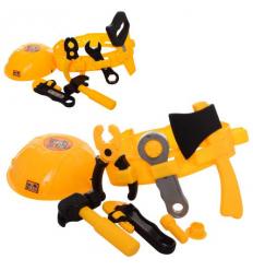 Набор инструментов 339-5D-6D шлем, в сетке