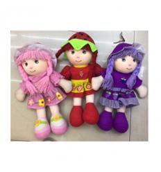 Кукла B-11 мягконабивная, в кульке