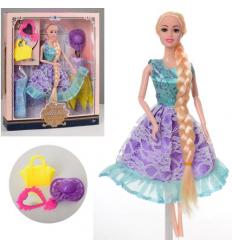 Кукла с нарядом DX517A шарнирная, в коробке