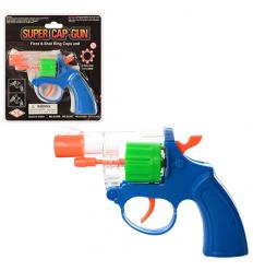 Пистолет 8248 B на пистонах, на листе
