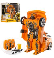 Трансформер 28168 TF, р/у, робот+машина, в коробке