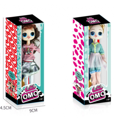 Кукла LM2622 в коробке