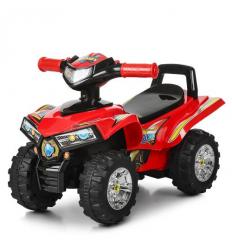 Каталка-толокар HZ 551-3 (1шт/ящ) детский квадроцикл, красный