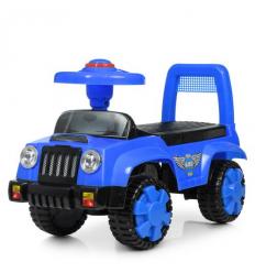Каталка-толокар Q11-1-4 (1шт/ящ) BAMBI, синий