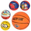 Мяч баскетбольный VA-0001-3 размер 3, резина, в кульке