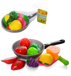 Продукты 3013 C на липучке, в сковородке, в сетке