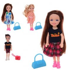 Кукла 202-1-3-7-8 аксессуары, в кульке