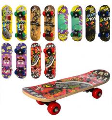 Скейт MS 0324-1 подшипники