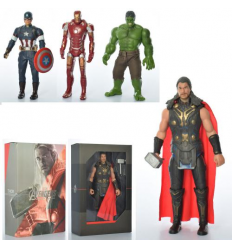 Супергерой 3320-1-2-3 (CA, IM, AV), в коробке