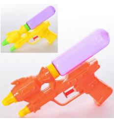 Водяной пистолет MR 0279 размер маленький, 17,5 см, в кульке
