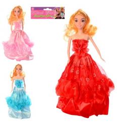 Кукла WS176 микс цветов, в кульке