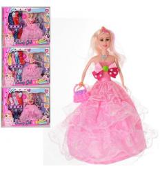 Кукла с нарядом DX058-1 в коробке