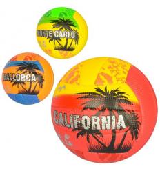 Мяч волейбольный 1121 официальный размер, в кульке