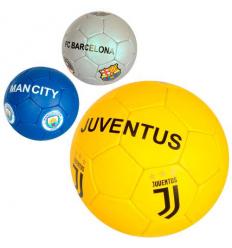Мяч футбольный 2500-164 Клубы, размер 5, в кульке