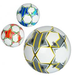 Мяч футбольный EN 3210 размер 5, в кульке