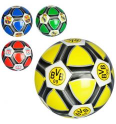 Мяч футбольный EN 3218 Клубы, размер 5, в кульке