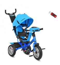 Велосипед M 3115-5HA (1шт/ящ) TURBOTRIKE, Голубой