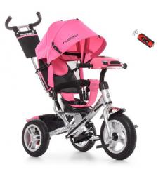 Велосипед M 3115HA-10R (1шт/ящ) TURBOTRIKE, Розовый