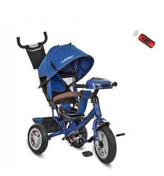 Велосипед M 3115HA-11 (1шт/ящ) TURBOTRIKE, Темно-синий