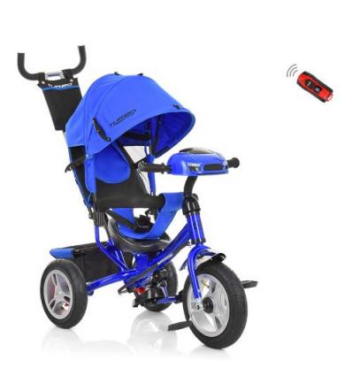 Велосипед M 3115HA-14 (1шт/ящ) TURBOTRIKE, Синий-индиго