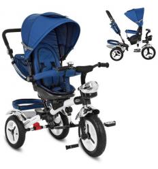 Велосипед M 3200A-11 (1шт/ящ) TURBOTRIKE, темно-синий