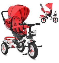 Велосипед M 3200A-3 (1шт/ящ) TURBOTRIKE, Красный