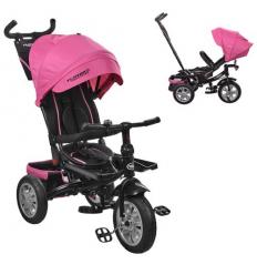 Велосипед M 3646A-S11 (1шт/ящ) TURBOTRIKE, Розовый