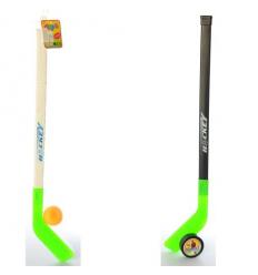 Хоккей MR 0312 клюшка, шайба, в сетке