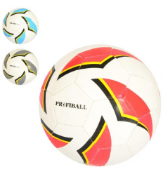 Мяч футбольный EN 3201 PROFI, размер 5, в кульке