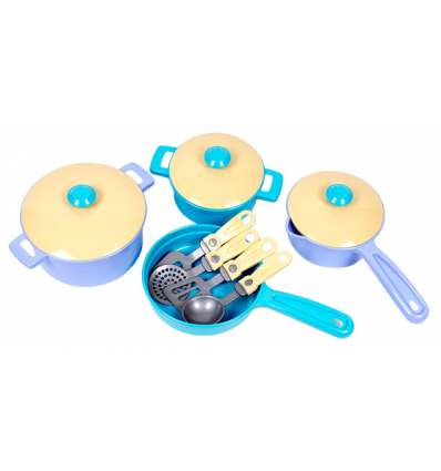 Набор посуды 4432 ТехноК, в кульке
