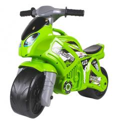 "Мотоцикл ""ТехноК"" 6443 для прогулок, зеленый"