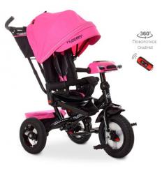 Велосипед M 4060HA-6 (1шт/ящ) TURBOTRIKE, Розовый