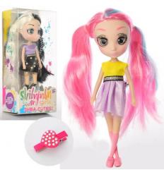 Кукла 638-658 шарнирная, 14 см, в коробке