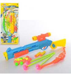 Набор с оружием 6699-97A на листе