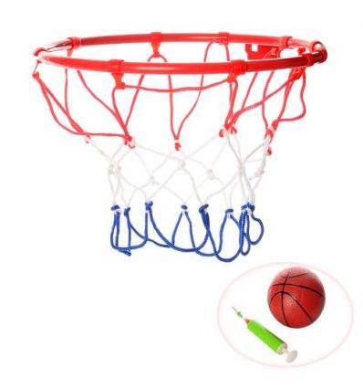 Баскетбольное кольцо M 3371 в коробке