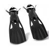 Ласты 55635sh INTEX, размер L (26-29 см), черные
