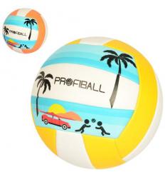 Мяч волейбольный EN 3291 PROFI, официальный размер, в кульке