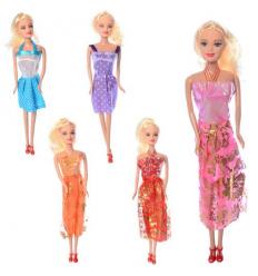 Кукла FC-133-4-5-6-7-8-9-40-41 микс видов, в кульке