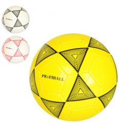 Мяч футбольный EN 3203 PROFI, в кульке