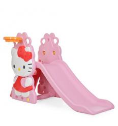 Горка HK2018-1A (1шт/ящ) HK, розовый-красный-белый