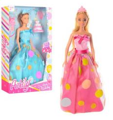 Кукла 99075 торт, в коробке