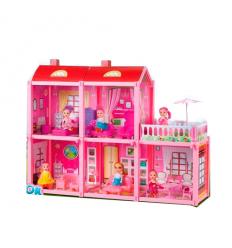 Домик 952 для куклы, в коробке