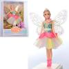 Кукла QJ 080 A бабочка, в коробке
