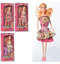 Кукла с нарядом H 6604 в коробке
